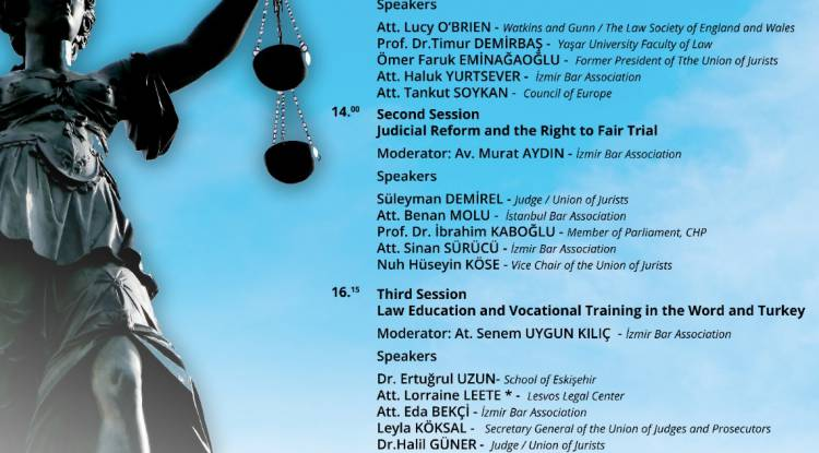 International Workshop on Judicial Reform