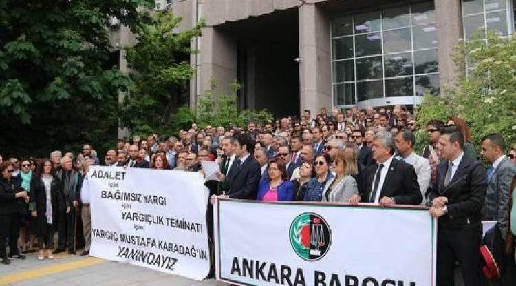 Sosyal Demokrat Avukatlar Derneğinin Basın Açıklaması